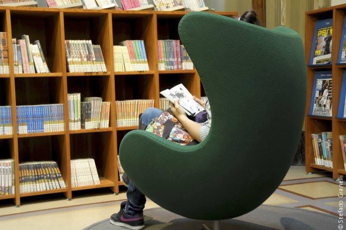 Biblioteca Salaborsa a Bologna