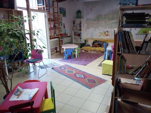 Biblioteca dei Piccoli di Maccarese a Fiumicino