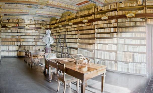 La biblioteca di Giacomo Leopardi
