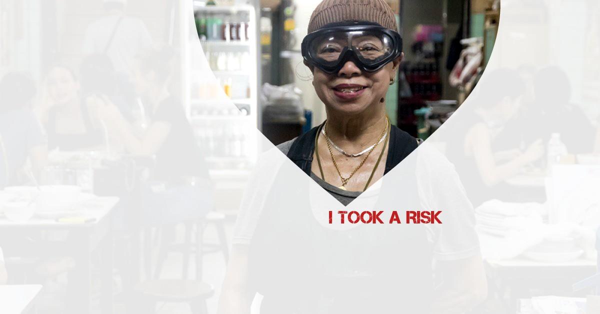 Jay Fai, chef a Bangkok. Ovvero prendere il rischio della propria vita
