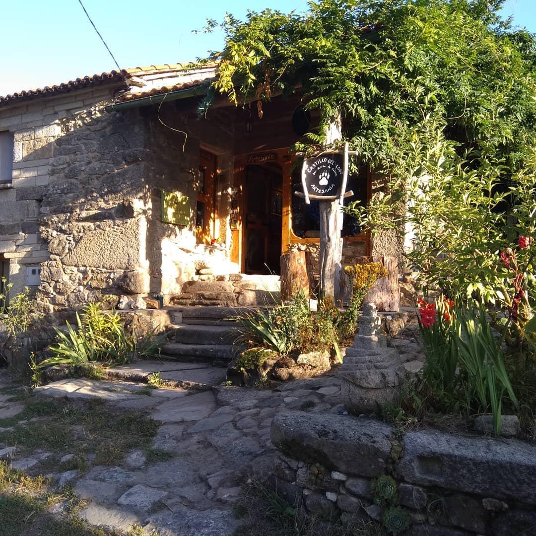 Casa Roán cammino santiago compostela
