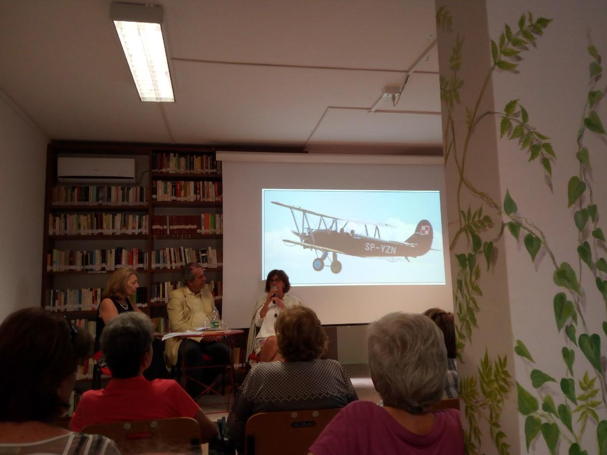 "La Biblioteca ""Gino Pallotta"" di Fregene"