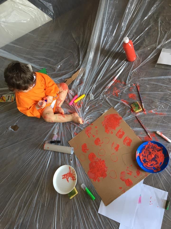 dipingere-in-casa