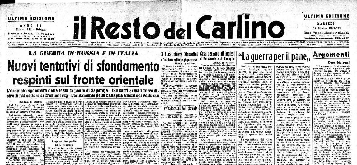 resto-del-carlino-ottobre-1943