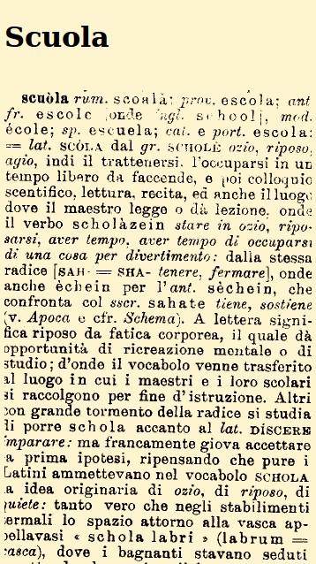 scuola-etimologia-parola