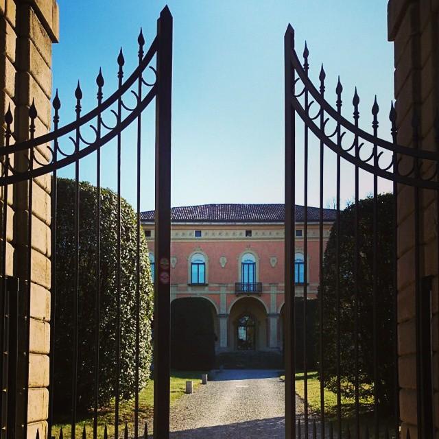 Bologna: Villa Guastavillani