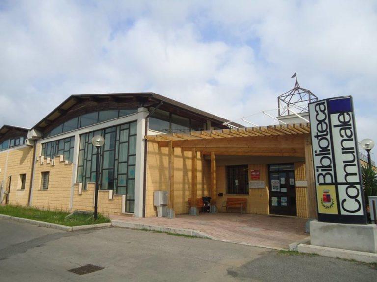 """Biblioteca Comunale di Ladispoli """"Peppino Impastato"""""""