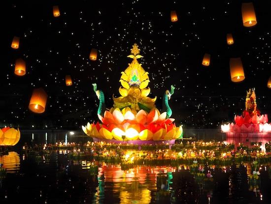 La festa del Loi Krathong