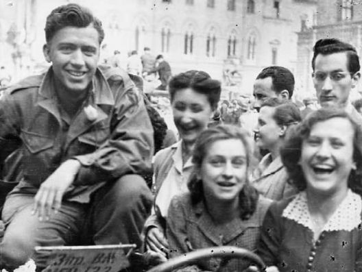 Liberazione di Bologna, la mattina del 21 aprile 1945